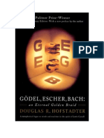 Douglas Hofstadter - Gödel, Escher, Bach - An Eternal Golden Braid
