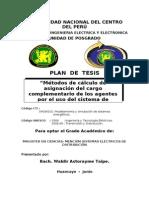 Proyecto de Tesis EPG-FIEE 2013