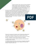 Patogenesis Retrovirus