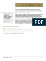 AP0140 Understanding Design Annotation
