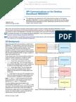 AP0163 SPI Communications on the Desktop NanoBoard NB2DSK01