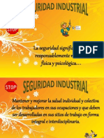 Capacitacion Sobre Seguridad Industrial