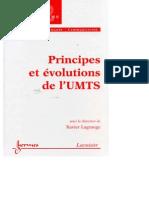 Principes et évolutions de l'UMTS