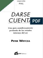 Peter Wrycza - Darse Cuenta Guìa Pnl