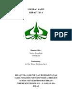 II. Hepatitis a Cover