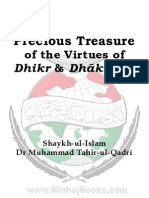 Dhikr and Dhakireen - Pearls of Remembrance