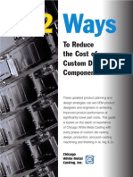 12 Ways to Reduce the Cost of Custom Die Cast W_aaaa1886