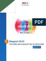 Rapport Diversite Ftv