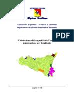 Piano Aria Regione Sicilia Luglio 2008 Valutazione_zonizzazione