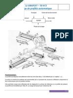 TD2 Sciage Profiles