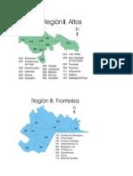 Mapa Estatal