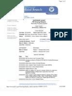 Nelson Judicial Printout