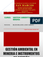 Capitulo i Cierre de Minas y Pasivos Ambientales
