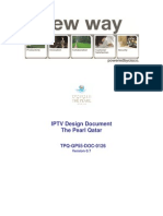 Media Power IPTV-Design Document