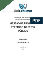 GESTÃO DE PROCESSOS ADMINISTRAÇÃO PÚBLICA