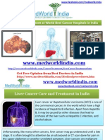 Low Cost Advanced Liver Cancer Treatment in India