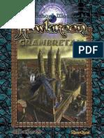 Runequest 4E - Hawkmoon - Granbretan (Mgp8121)