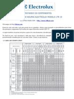 Testando Os Componentes Lavadora Electrolux Ltr15