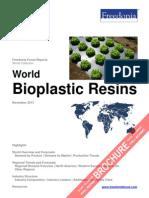 World Bioplastic Resins