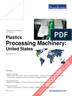 Plastics Processing Machinery
