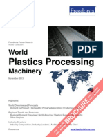 World Plastics Processing Machinery