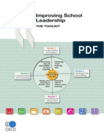 OCDE (2009). Improving school leadership. The Toolkit… 2