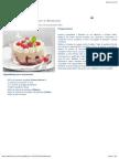 LIDL Trifle Con Crema Al Cioccolato e Lamponi Marinati