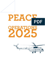 ZIF Peace Operations 2025