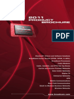 Broadcom 2011 Product Brochure