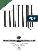 Revista Cultura 53