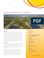 Sol Dow Denver Airport Case Study