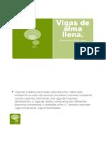 VIGAS DE ALMA LLENA