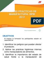 1. BUENAS PRÁCTICAS DE MANUFACTURA - 2012 (2).ppt