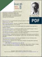 The Velikovsky Web Archive _ Complete