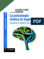 La psicologia clinica in ospedale. Consulenza e modelli d'intervento