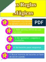 Las reglas mágicas