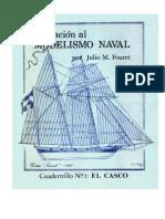 Iniciacion Al Modelismo Naval-Fouret
