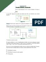 Laboratorio N°1 Electronicca analogica