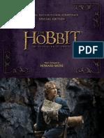 Digital Booklet - The Hobbit - The D