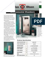 Environmental Chambers