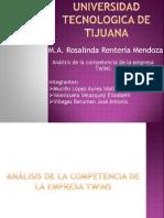 Analisis de Comoetencia de La Empresa TWINS