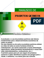 Produtos quimicos