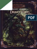 Fantastic Locations - Dragondown Grotto