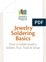 Soldering How to Solder Jewelry JMD