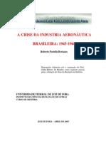Crise das fabricas de aviões no brasil
