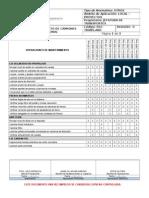 01 Plan de Mantenimiento Camiones International