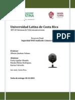 Proyecto Camara IP
