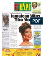 Street Hype Newspaper December 1-31, 2013
