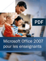 Office 2007 Enseignants