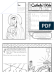 January 2014 Catholic Kids Bulletin